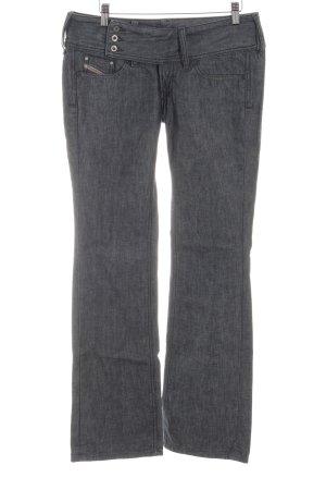 """Diesel Boot Cut Jeans """"Cherock"""" hellgrau"""