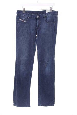 Diesel Boot Cut Jeans blau