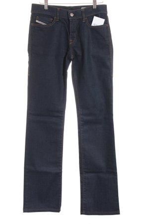 "Diesel Boot Cut Jeans ""Bootzee"" dunkelblau"