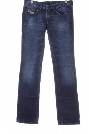 "Diesel Boot Cut Jeans ""Doozy"" dunkelblau"
