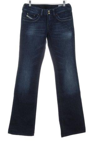 Diesel Boot Cut Jeans dark blue '90s style