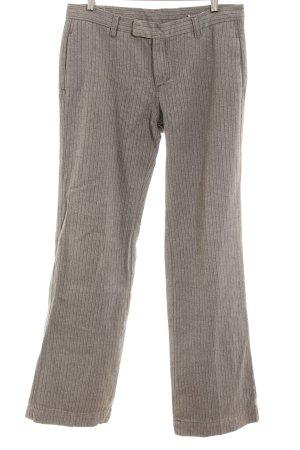 Diesel Jeans bootcut gris-gris clair rayure fine style décontracté