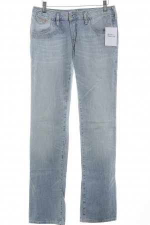 Diesel Boot Cut Jeans himmelblau Casual-Look