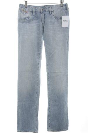 Diesel Jeans bootcut bleu azur style décontracté