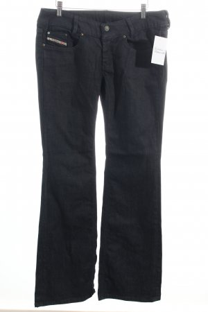 "Diesel Boot Cut Jeans ""Louvely"" dunkelblau"