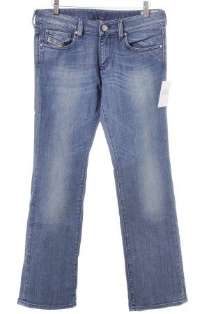 """Diesel Boot Cut Jeans """"Ronhary"""" blau"""