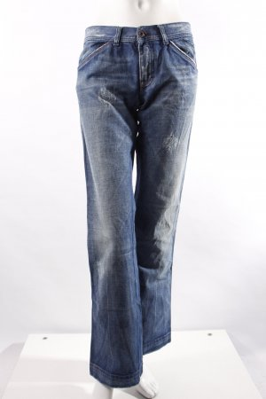 Diesel Boot Cut-Jeans Used Look