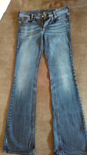 Diesel Jeans bootcut bleu