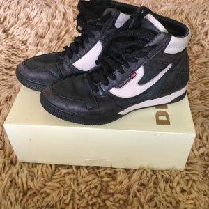 Diesel Sneakers grey-anthracite