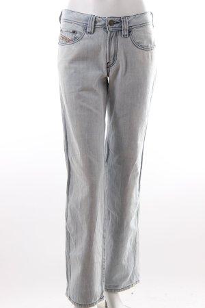 Diesel Boyfriend Jeans blue cotton