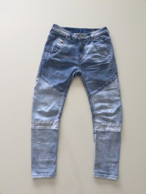 Diesel Boyfriend Jeans multicolored cotton