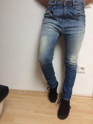 DIESEL Boyfriend Jeans in Gr. 24
