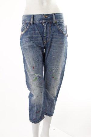 Diesel Boyfriend Jeans Used-Look