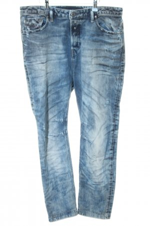 Diesel Boyfriend Jeans blue casual look