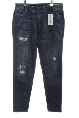 Diesel Boyfriend Jeans blue casual look