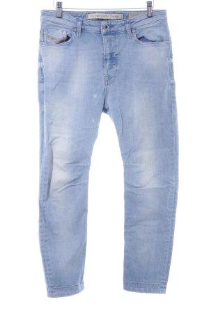 Diesel Jeans boyfriend bleu clair style décontracté