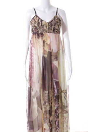 Diesel Robe chiffon motif floral style bohème