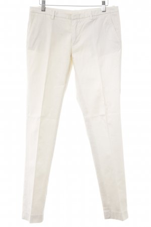 Diesel Chinos natural white casual look