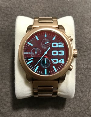 Diesel Montre multicolore