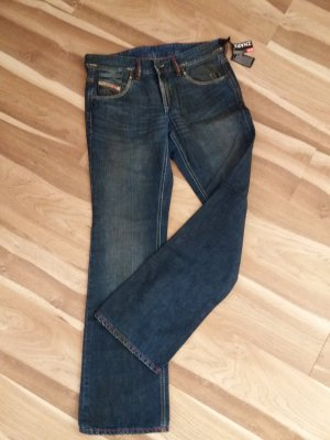 Diesel Damen Jeans Zharx Boot Cut Hose Neu mit Etikett Size 30 38 40