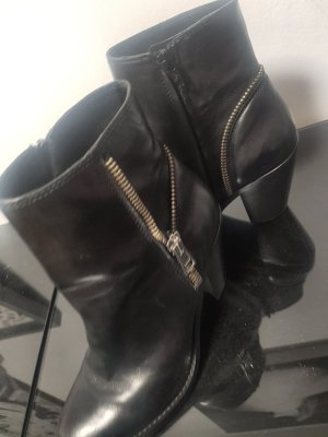 Diesel Echt Leder Stiefel
