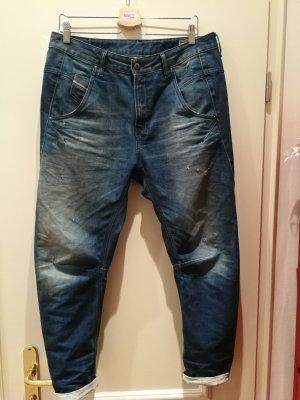 Diesel Fayza - boyfriend jeans cut