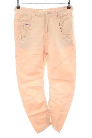 Diesel Five-Pocket Trousers nude casual look