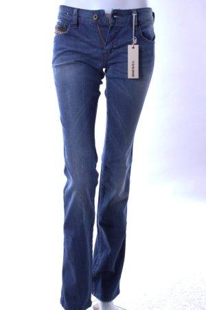 Diesel Five-Pocket-Jeans Schmuckstein