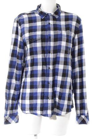 Diesel Flanellen hemd geruite print boyfriend stijl