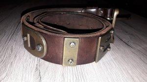 Diesel Belt brown