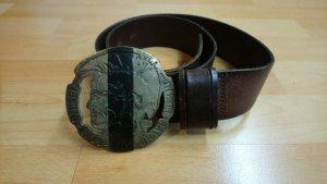 Diesel Cintura marrone-marrone scuro