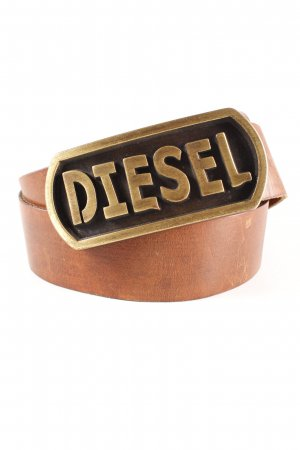 Diesel Belt Buckle brown casual look