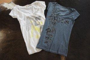 DIESEL GUESS  2 T-Shirts TOP Größe S