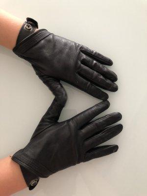 Diesel Handschuhe aus super weichem Schafsleder
