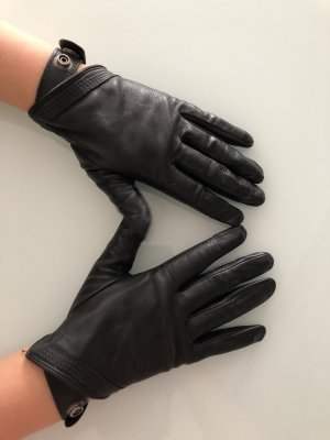 Diesel Gloves black