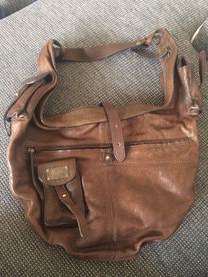 Diesel Handtasche aus Leder