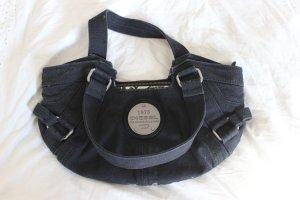 Diesel Handtasche Schultertasche schwarz