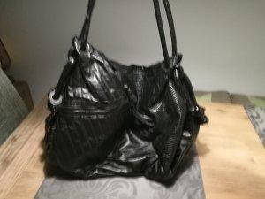 Diesel Handtasche schwarz