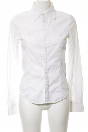 Diesel Shirt Blouse white business style