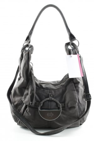 Diesel Carry Bag anthracite casual look