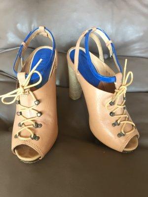 DIESEL High Heels aus Leder
