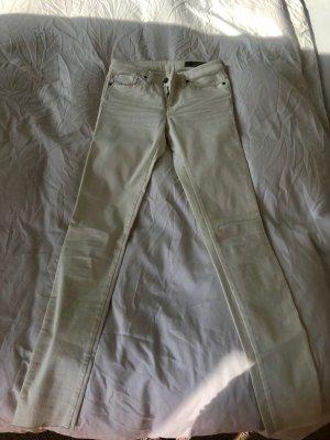 Diesel Hose Skinny weiß