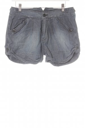 Diesel Hot Pants dunkelblau Casual-Look
