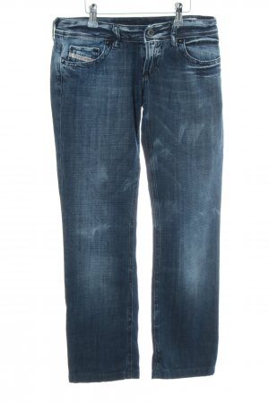 "Diesel Low Rise Jeans ""Lowky"" blue"