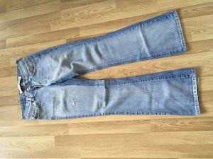 Diesel Industry Boot Cut Jeans steel blue