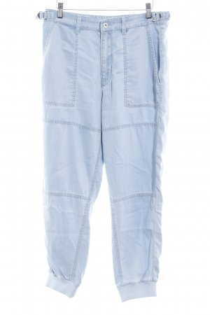 Diesel Industry Baggy Jeans azure-natural white casual look