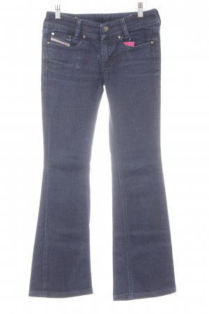 Diesel Industry Jeans bootcut bleu foncé style décontracté