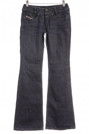 "Diesel Industry Boot Cut Jeans ""LOUVELY"" dunkelblau"