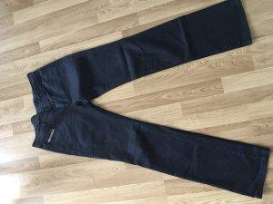Diesel Industry Low Rise jeans donkerblauw