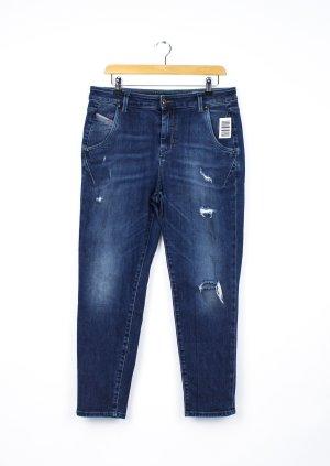 Diesel Industry Boyfriend Jeans blue